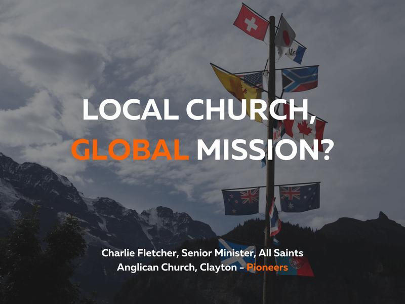 Local Church, Global Mission?