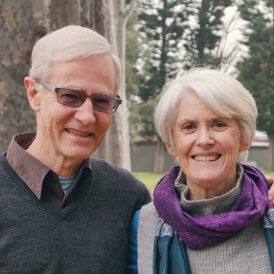 Derek & Rosemary Snibson